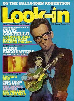 The Elvis Costello Home Page - Complete List Of Known Articles
