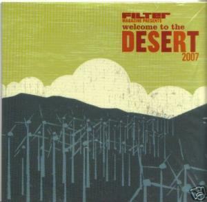 Filter Magazine Welcome To The Desert 2007 album cover.jpg