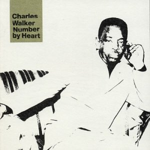 Charles Walker Number By Heart album cover.jpg