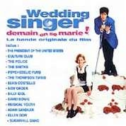 The Wedding Singer Vol 1 Soundtrack Album Coverjpg