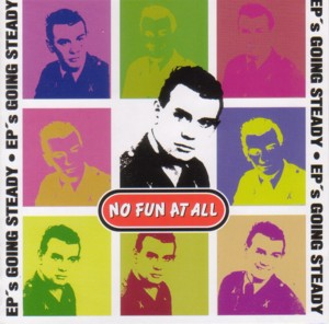 No Fun At All EP's Going Steady album cover.jpg