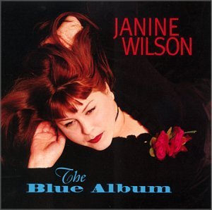 Janine Wilson The Blue Album album cover.jpg