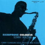 Sonny Rollins Saxophone Colossus album cover.jpg