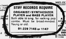 1977-06-04 Melody Maker page 63 advertisement.jpg