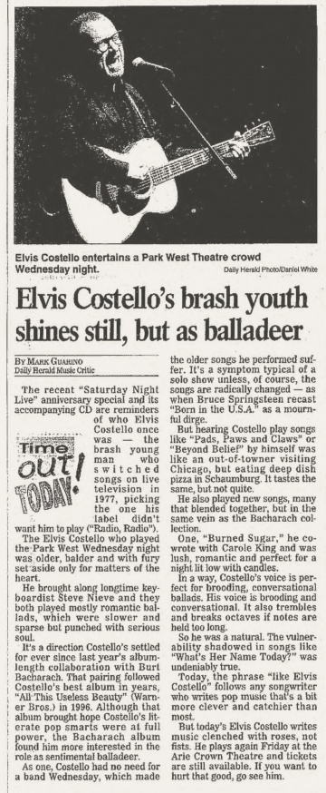1999-10-14 Arlington Heights Daily Herald clipping 01.jpg