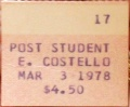 1978-03-03 Brookville ticket.jpg