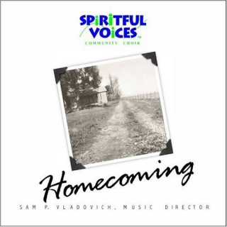 Spiritful Voices Community Choir Homecoming album cover.jpg