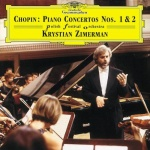 Frédéric Chopin Piano Concertos 1 and 2 Krystian Zimerman album cover.jpg