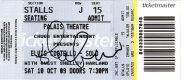 2009-10-10 Melbourne signed ticket.jpg