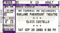 2002-09-28 Oakland ticket 1.jpg