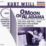 Kurt Weill O Moon Of Alabama album cover.jpg