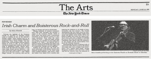 1999-06-28 New York Times page E1 clipping 01.jpg