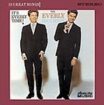 The Everly Brothers It's Everly Time album cover.jpg