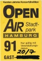 1991-07-20 Hamburg stage pass.jpg