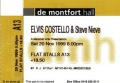 1999-11-20 Leicester ticket.jpg