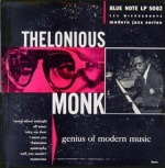 Thelonious Monk Genius Of Modern Music, Vol. 1 album cover.jpg