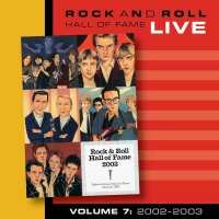 Rock And Roll Hall Of Fame Live Volume 7 album cover.jpg