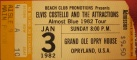 1982-01-03 Nashville ticket 1.jpg