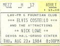 1984-08-23 Grand Rapids ticket.jpg
