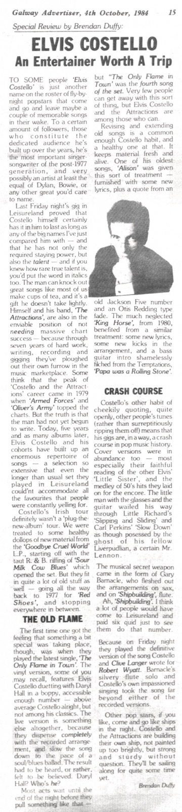 1984-10-04 Galway Advertiser page 15 clipping.jpg