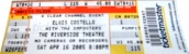 2005-04-16 Milwaukee ticket.jpg