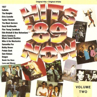 Hits Now 89 Volume Two The Elvis Costello Wiki
