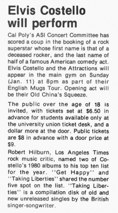 1981-01-08 Cal Poly San Luis Obispo Report page 02 clipping 01.jpg