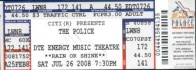 2008-07-26 Clarkston ticket.jpg