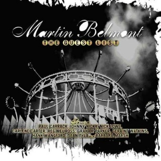Martin Belmont The Guest List album cover.jpg