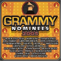 Grammy Nominees 2005 album cover.jpg