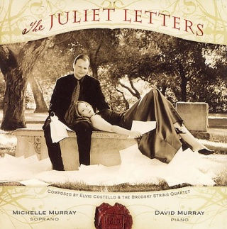 Michelle Murray David Murray The Juliet Letters album cover.jpg