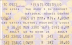 1991-09-23 Melbourne ticket 1.jpg