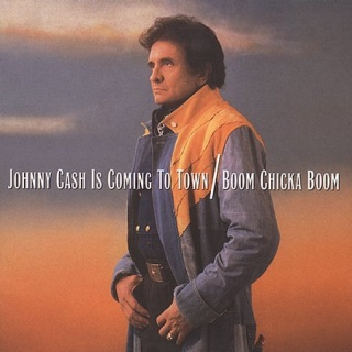 Johnny Cash Is Coming to Town Boom Chicka Boom album cover.jpg