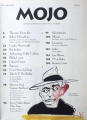 1993-12-00 Mojo contents page.jpg