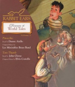Rabbit Ears Treasury Of World Tales Volume 5 album cover.jpg
