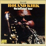 Rahsaan Roland Kirk The Inflated Tear album cover.jpg