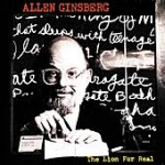 Allen Ginsberg The Lion For Real album cover.jpg