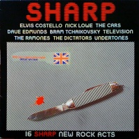 Sharp (16 Sharp New Rock Acts) album cover.jpg