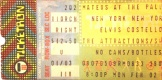 1981-02-02 New York ticket 01.jpg