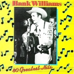 Hank Williams 40 Greatest Hits album cover.jpg