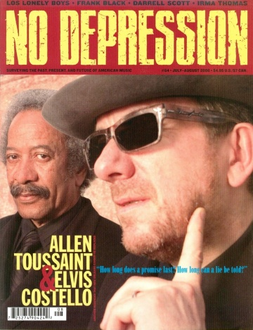 2006-07-00 No Depression cover.jpg