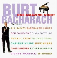 Burt Bacharach One Amazing Night album cover.jpg