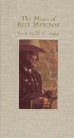 Bill Monroe The Music Of Bill Monroe album cover.jpg