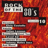 Rock Of The 80's Volume 10 album cover.jpg