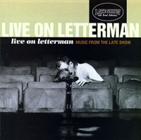 Live On Letterman Music From The Late Show album cover.jpg