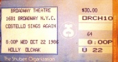 1986-10-22 New York ticket 1.jpg