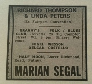 1973 Folk Club clipping.jpg