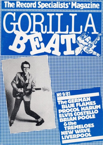 1981-00-00 Gorilla Beat cover.jpg