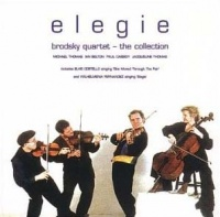 Brodsky Quartet Elegie The Collection album cover.jpg