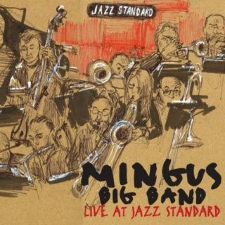 Mingus Big Band Live At Jazz Standard album cover.jpg